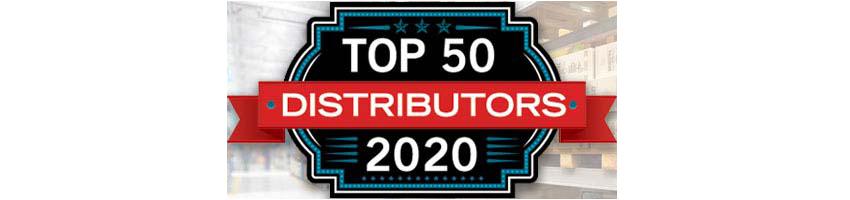 Top 50 Distributors